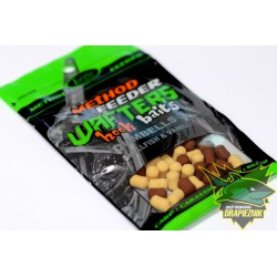 Lorpio Wafters Hook Baits Dumbells 7mm - Shellfish & Vanilla // Skorupiaki & Wanilia