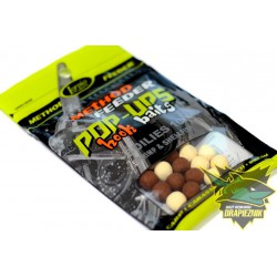 Lorpio Pop-Ups Hook Baits Boilies 10mm - Shrimp & Shellfish // Krewetka & Skorupiak