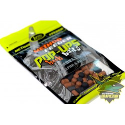 Lorpio Pop-Ups Hook Baits Dumbells 7mm - Shellfish & Halibut  // Skorupiak & Halibut