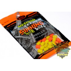 Lorpio Sinking Hook Baits Dumbells 7mm - Coconut & Pineapple // Kokos & Ananas