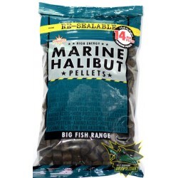 Marine Halibut Pellets 900g -14mm
