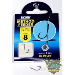 Przypony Jaxon Method Feeder Bait Band 10cm - roz. 4