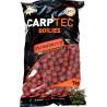 Kulki Dynamite Baits Carp Tec 1kg 2017 - 15mm Strawberry // Truskawka