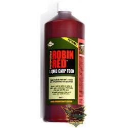 Liquid Carp Food Dynamite Baits 1l - Robin Red