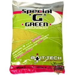 Zanęta Bait-Tech 1kg Special 'G' - Green