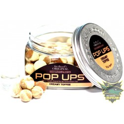 Sonubaits Ian Russell's Pop Ups Pop-Up 12&15mm - Creamy Toffee // Krem Toffee