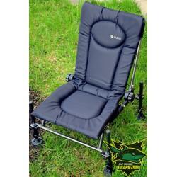 Krzesło Cuzo F2 - CZARNE