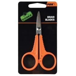 Fox Edges - Nożyczki Braid Blades