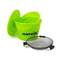 Zestaw Matrix Bucket Set Lime