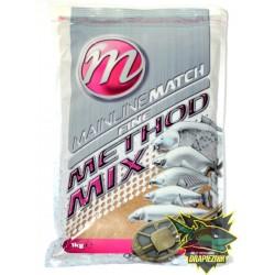 Zanęta Mainline Match Fine 1kg - Method Mix