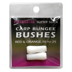 Teflon Polemaster Super Slick Carp Bungee Bushes - 6-12