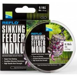 Preston Reflo Sinking Feeder Mono