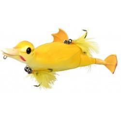 3D Suicide Duck 10.5cm - 02-Yellow