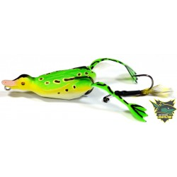 3D Hollow Body Duckling  THE FRUCK 7.5cm - 02-Fruck