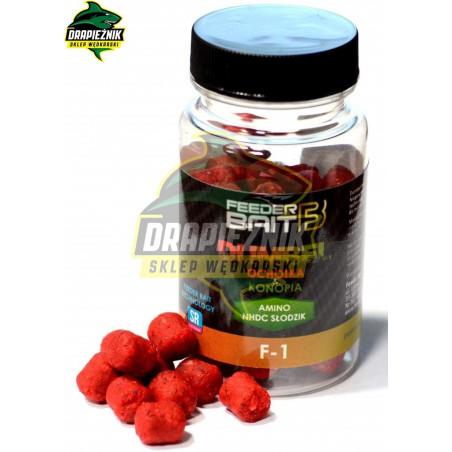Dumbel Feeder Baits 100ml - 8/10mm F1 - Ochotka-Konopia