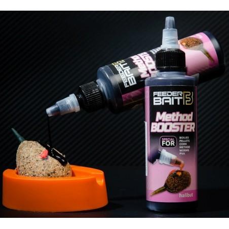 Method Booster Feeder Baits 100ml - Halibut