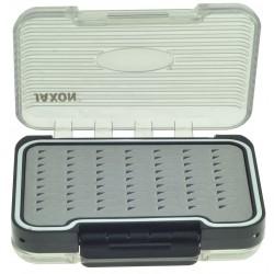 Pudełko muchowe Jaxon Fly Box 2B 11/8/4cm