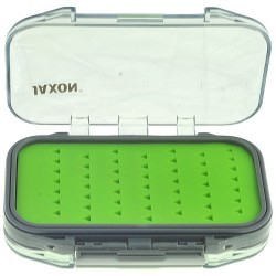 Pudełko muchowe dwustronne Jaxon 4S 13/10/4cm