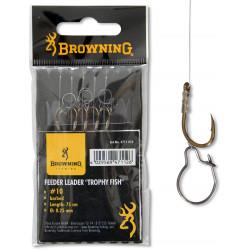 Przypony Browning Feeder Leader Trophy Fish 75cm
