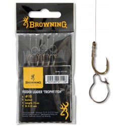 Przypony Browning Feeder Leader Trophy Fish 75cm
