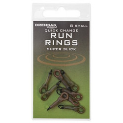 Łączniki Drennan Quick Change Run Rings - Small
