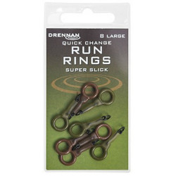 Łączniki Drennan Quick Change Run Rings - Large