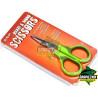 Nożyczki ESP Braid and Mono Scissors - Zielone
