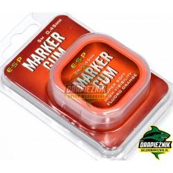 Marker ESP Marker Gum - Pomarańczowy Fluo