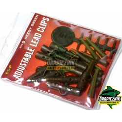 Łączniki ESP Adjustable Lead Clip Kit