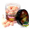 Fluro Pop-Ups & Dumbells 15mm - Tiger Nut Red-Amo