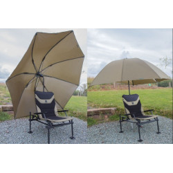 Parasol Korum Graphite Brolly