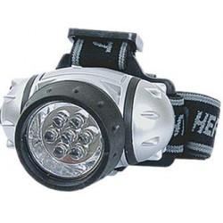 Latarka Round LED 025 - Jaxon