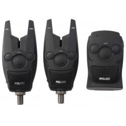 Zestaw sygnalizatorów Prologic Bat Alarm Set 2+1 - Blue