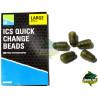 Łączniki ICS Quick Change Dura Beads - Large