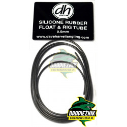 Rurki sylikonowe Dave Harrell Silicone Rubber Tube - 0.5mm