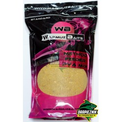 Warmuz Baits Method Feeder & PVA Mix 900g - Ananas