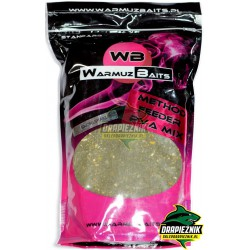 Warmuz Baits Method Feeder & PVA Mix 900g - Skorupiaki