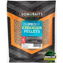Sonubaits Pro Expander Pellets - 6mm
