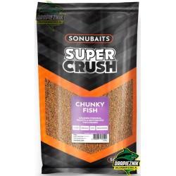 Sonubaits Supercrush - Chunky Fish