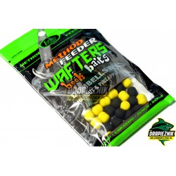 Lorpio Wafters Hook Baits Dumbells 8x10mm - Halibut & Pineapple