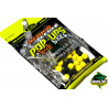 Lorpio Pop-Ups Hook Baits Dumbells 8x10mm - Pineapple & Halibut