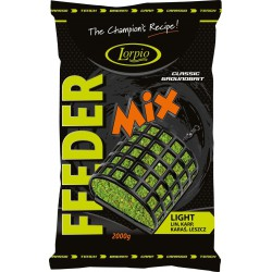 Zanęta Loprio Feeder Mix 2kg - LIGHT