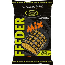Zanęta Loprio Feeder Mix 2kg - HEAVY