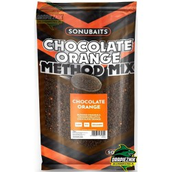 Sonubaits Supercrush - Chocolate Orange Method Mix