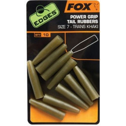 Fox Edges - Power Grip Tail Rubbers - Size 7