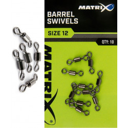 Krętliki Matrix Barrel Swivel