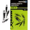 Łączniki Matrix Hooklength Swivels
