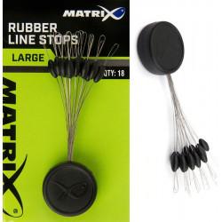 Stopery Matrix Rubber Line Stops - Large