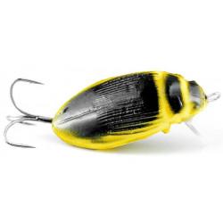 Wobler Imago Lures - Pływak żółtobrzeżek 4S - BK