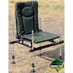 Krzesło Cuzo F3 - ZIELONE
